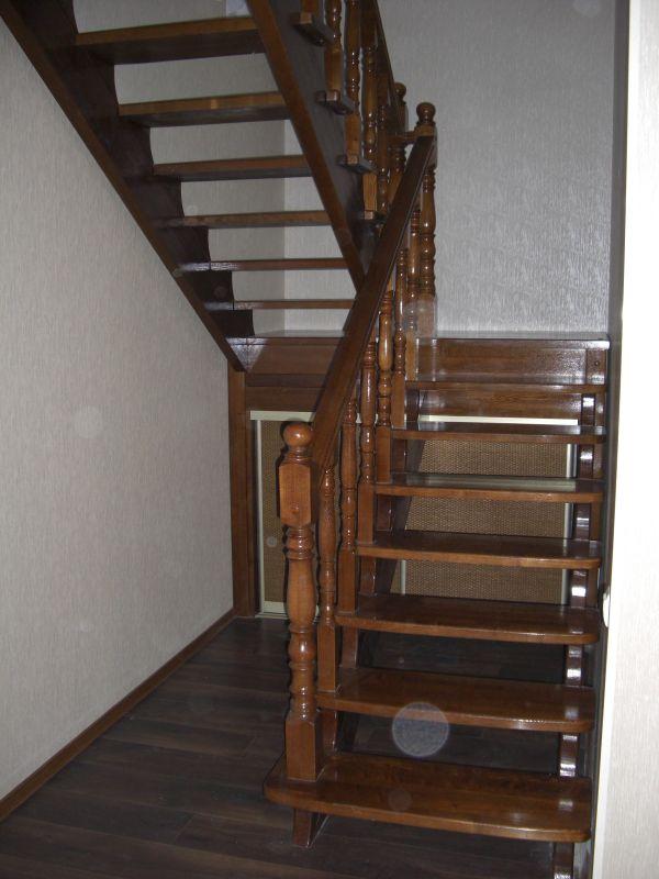 Деревянные лестницы Чебоксары - 100лестницрф